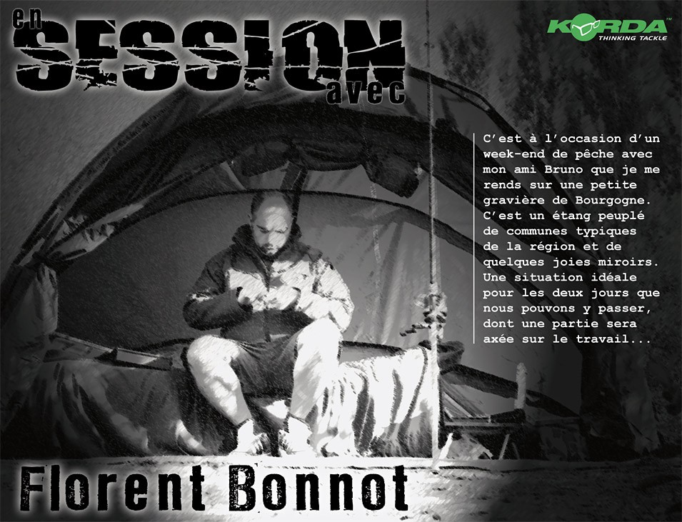 En Session avec Florent Bonnot
