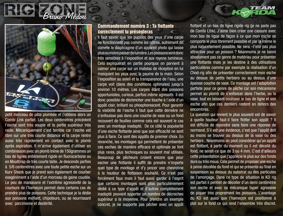 RIG ZONE