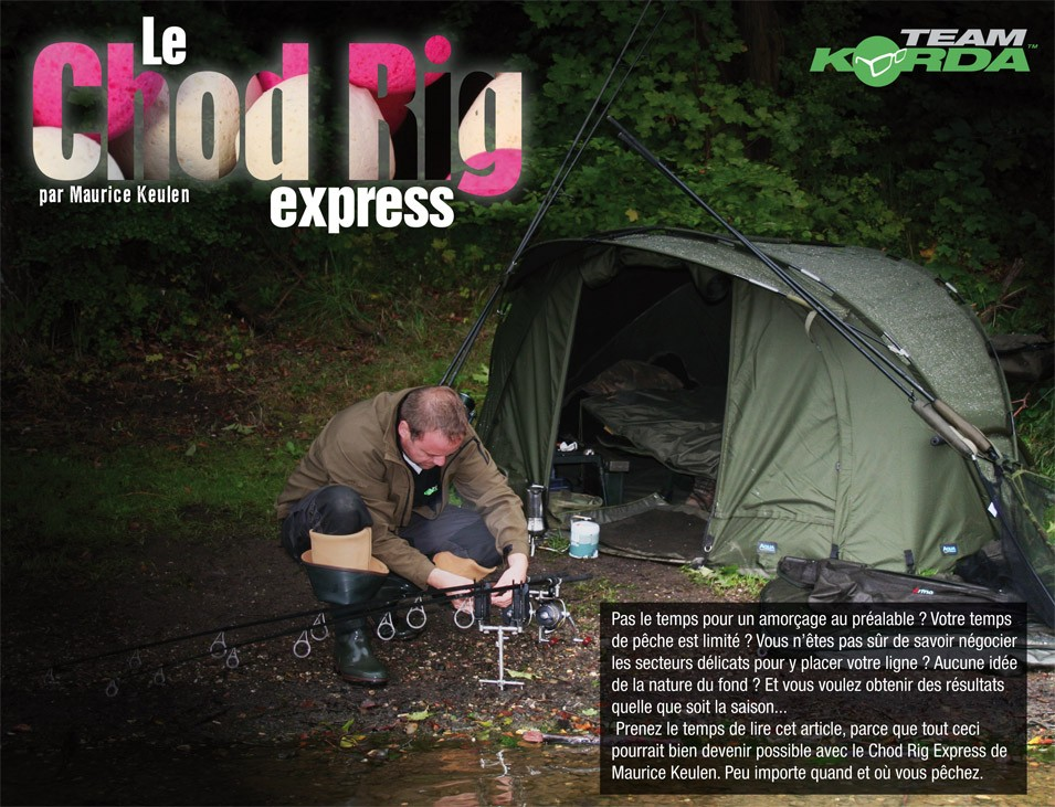 Chod Rig Express
