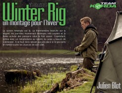 WINTER RIG - par Julien Blot